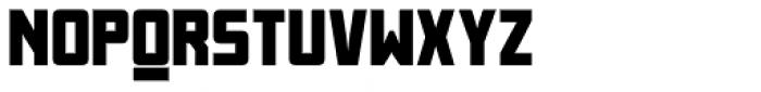 Epsum Bold Font UPPERCASE