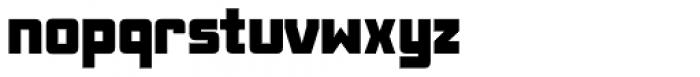 Epsum Bold Font LOWERCASE