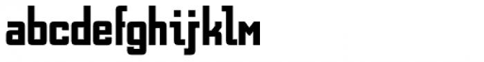 Epsum Font LOWERCASE