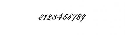 Epaulet (plain) Font OTHER CHARS