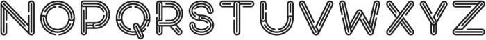 EQIVA otf (400) Font UPPERCASE