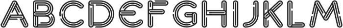EQIVA otf (400) Font LOWERCASE