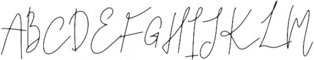 Equestrian otf (400) Font UPPERCASE