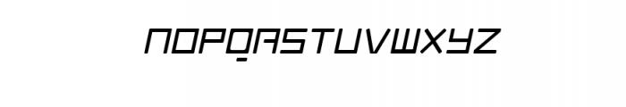 Equilibrium Font Font LOWERCASE