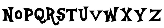 Equestria Font UPPERCASE