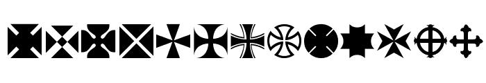 Equis Regular Font UPPERCASE