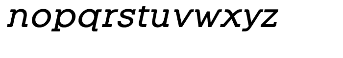 Equalis Bold Italic Font LOWERCASE