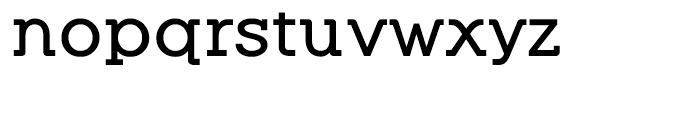 Equalis Bold Font LOWERCASE