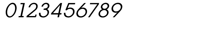 Equalis Italic Font OTHER CHARS
