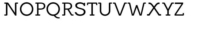Equalis Regular Font UPPERCASE