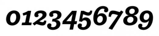 Equitan Slab Bold Italic Font OTHER CHARS