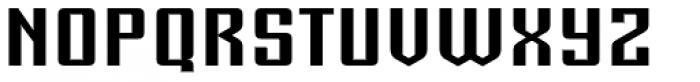 Equa Seventy Five Font UPPERCASE