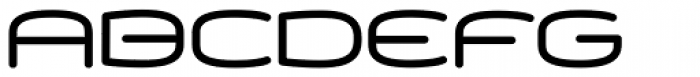 Equaliser Bold Font UPPERCASE