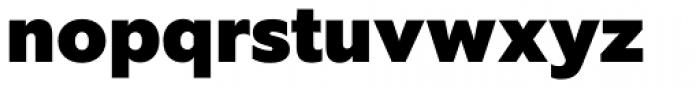Equip Black Font LOWERCASE