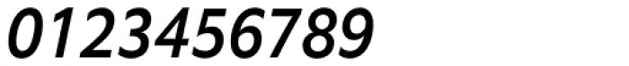 EquipCondensed Medium Italic Font OTHER CHARS