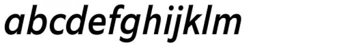 EquipCondensed Medium Italic Font LOWERCASE