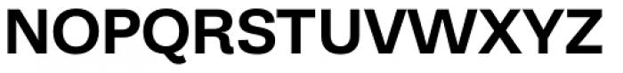 Equitan Sans Bold Font UPPERCASE