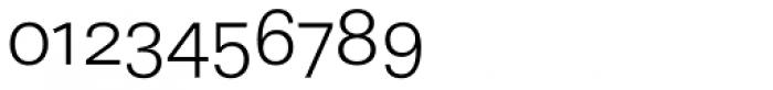 Equitan Sans Light Font OTHER CHARS