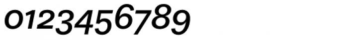Equitan Sans Semi-Bold Italic Font OTHER CHARS