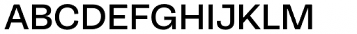 Equitan Sans Semi-Bold Font UPPERCASE