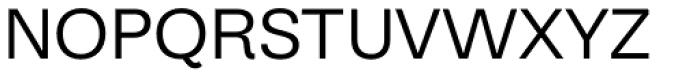 Equitan Sans Font UPPERCASE