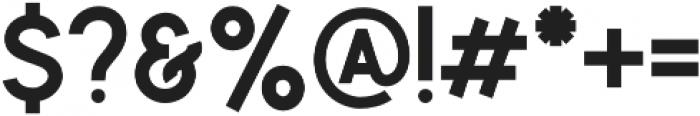 Erabura otf (400) Font OTHER CHARS