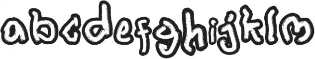 Ericha otf (400) Font LOWERCASE