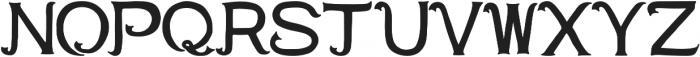 Erion-Clear otf (400) Font UPPERCASE