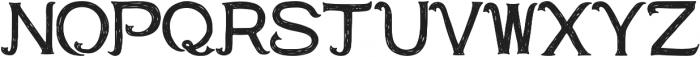 Erion-Handdrawn otf (400) Font UPPERCASE
