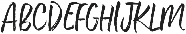Ernest and Emily Upright otf (400) Font UPPERCASE