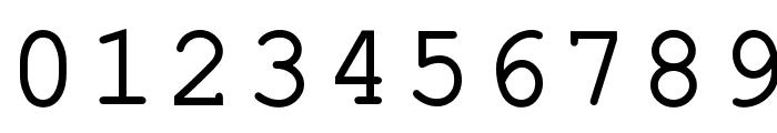 ER Kurier KOI-8 Font OTHER CHARS