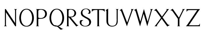 Eremite Regular Font UPPERCASE