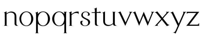 Eremite Regular Font LOWERCASE