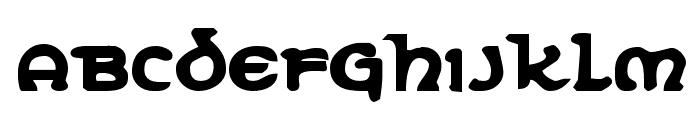 Erin Go Bragh Bold Font UPPERCASE