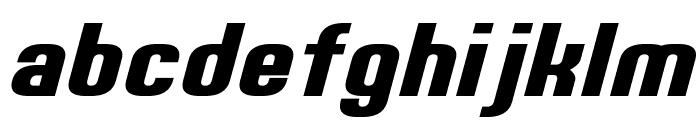 Erte Italic Font LOWERCASE