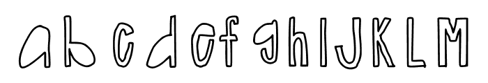 erinheading Font UPPERCASE