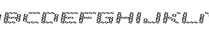 error 2000 Font UPPERCASE