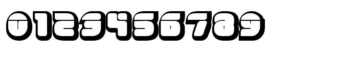 Eraser Forty Gauge Font OTHER CHARS