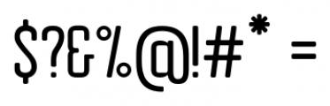 Erazm Light Font OTHER CHARS
