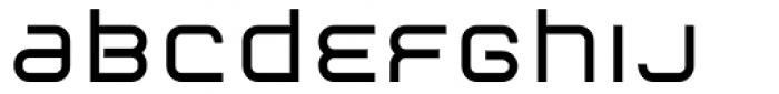 ER9 Bold Font LOWERCASE