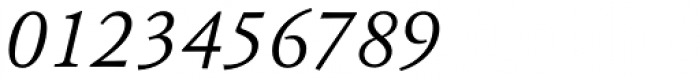 Erato Light Italic Font OTHER CHARS