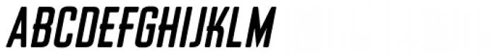Erazm Italic Font UPPERCASE