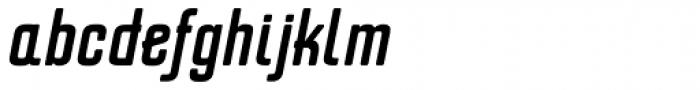 Erazm Italic Font LOWERCASE