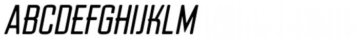 Erazm Light Italic Font UPPERCASE