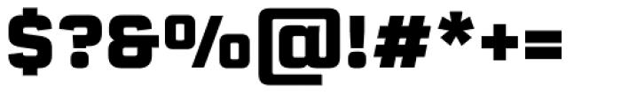 Erbaum Black Font OTHER CHARS