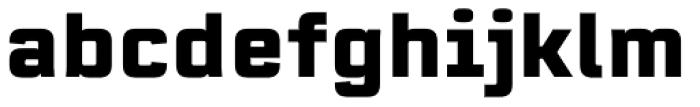 Erbaum Black Font LOWERCASE