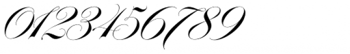 Erotica Small Pro Font OTHER CHARS