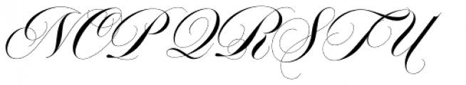 Erotica Small Std Font UPPERCASE