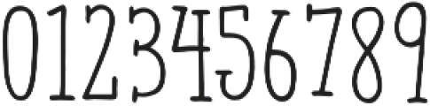 Espresso Beans Pro Regular otf (400) Font OTHER CHARS