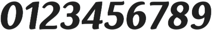 Espuma Pro Bold Italic otf (700) Font OTHER CHARS